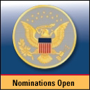 Nomination Period is Now Open